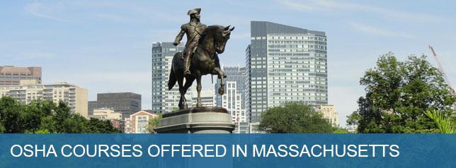 Osha Courses Offered in Massachusetts